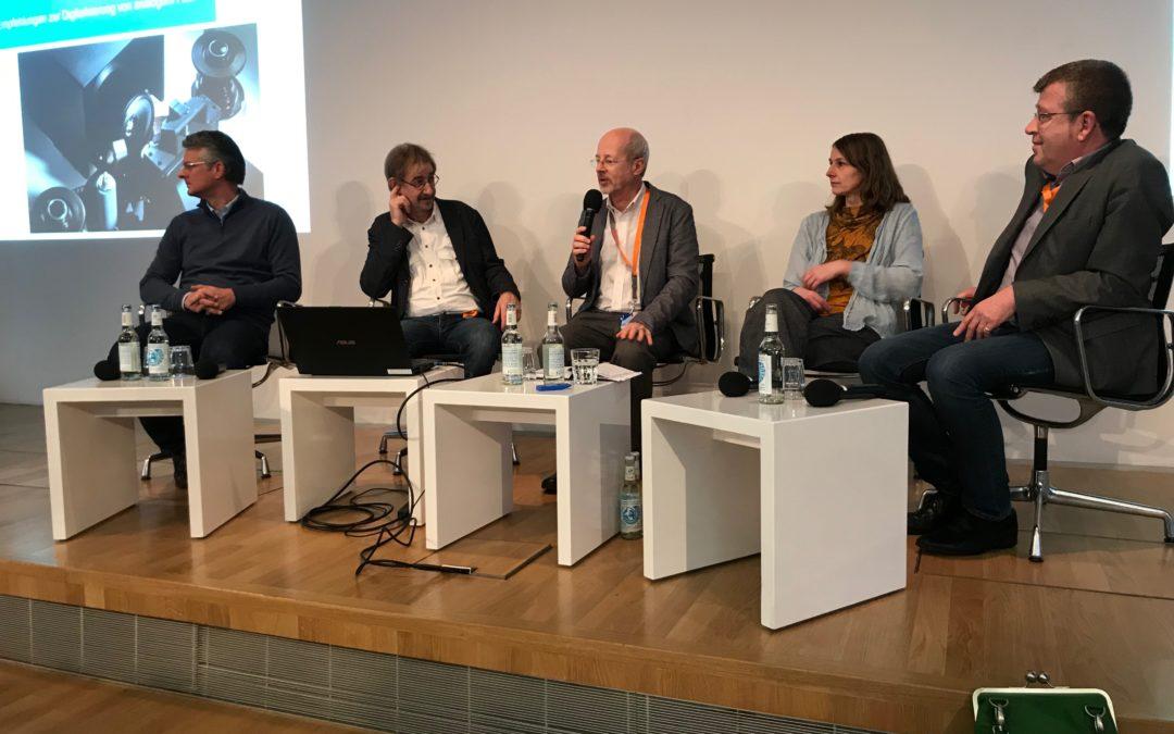 """Berlinale Retrospektive-Event:""""Empfehlungen zur Digitalisierung von analogem Film"""""""