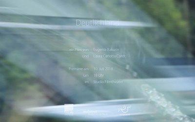 """Premiere: """"Deutlichland"""" von Eugenia Bakurin und Laura Carlota Cordt"""