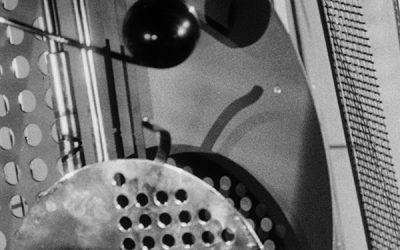 Filmreihe im Kino in der Pumpe, Kiel: Bauhaus und Film