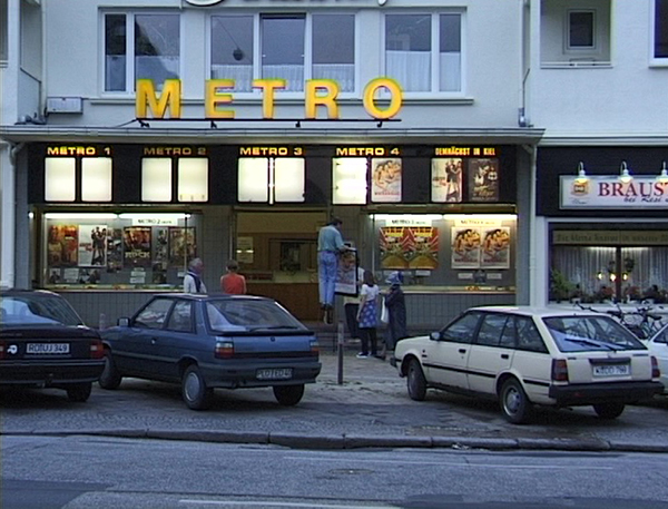 Multiplexiert: Der lange Abschied der Ufa-Kinos im Kiel der 90er Jahre