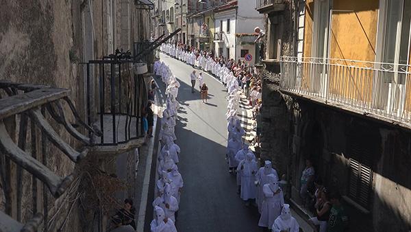 Prozession des Lebens