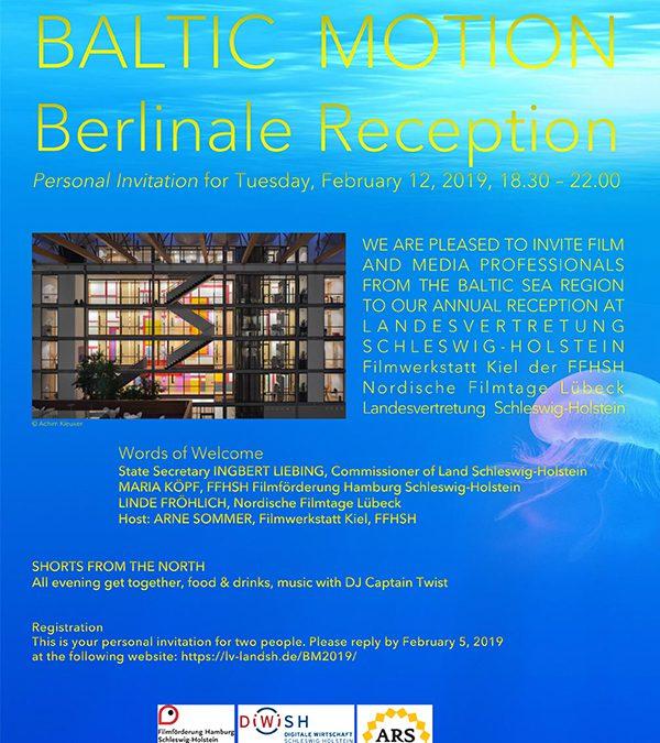 Einladung zur Baltic Motion