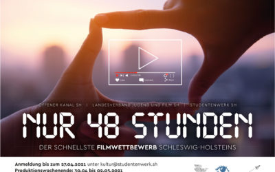 """Kurzfilmwettbewerb """"Nur 48 Stunden"""" – Die Finalisten stehen fest"""
