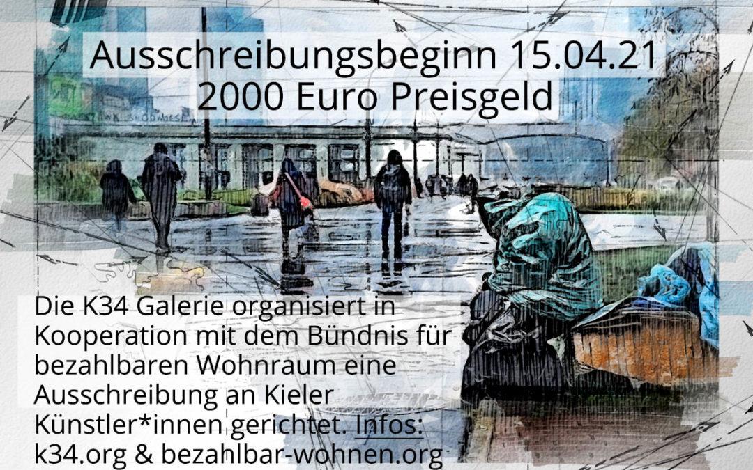 """Wettbewerb """"Meine Stadt und kein Zuhause"""""""