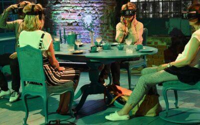 """Ausschreibung """"VR Punk Pitch Battle"""""""