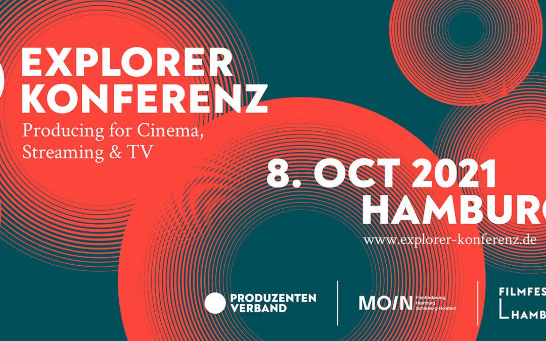 Explorer Konferenz dockt zur 2. Runde in Hamburg an