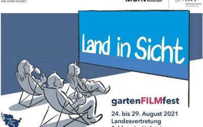 LAND IN SICHT – gartenFILMfest