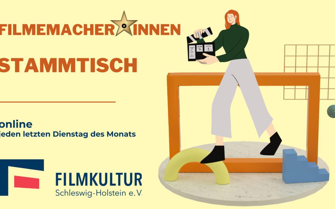 Neues vom Kieler Filmemacher*innen Stammtisch
