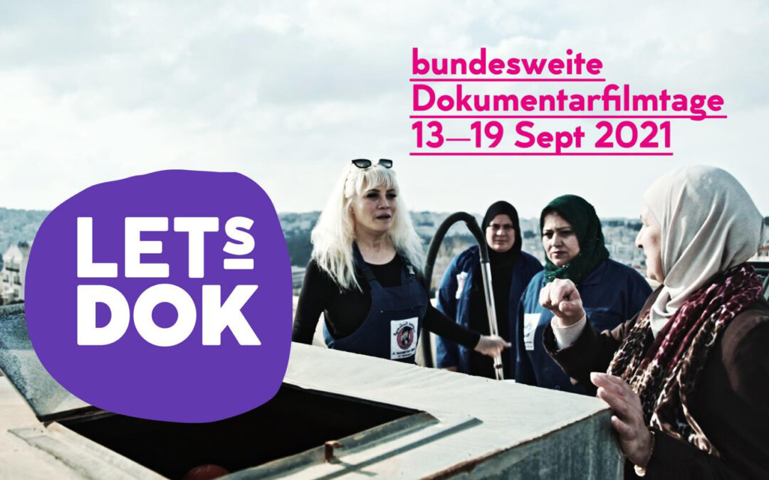 Bundesweite Dokumentarfilmtage 13. – 19.9.2021