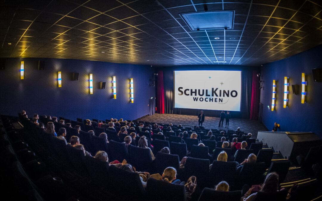 20 Jahre SchulKinoWoche Schleswig-Holstein